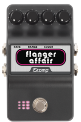 Flanger affair label epedal