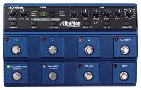 Jamman delay top medium