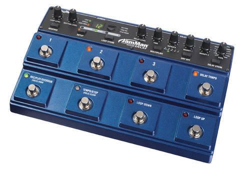 Jamman delay angle medium