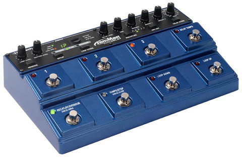 Jamman delay 3 4 leftrl medium