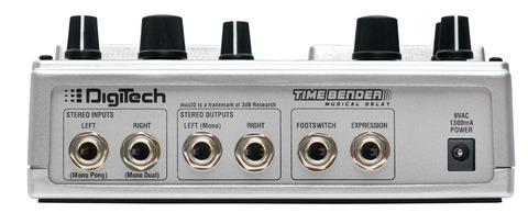 Timebender rear rf medium