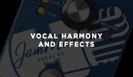 Vocal harmony and effects original