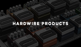 HardWire Extreme Performance Pedals