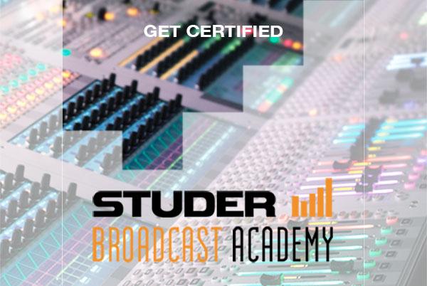 Studer Broadcast Academy