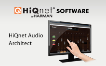 Hiqnet audio architect original
