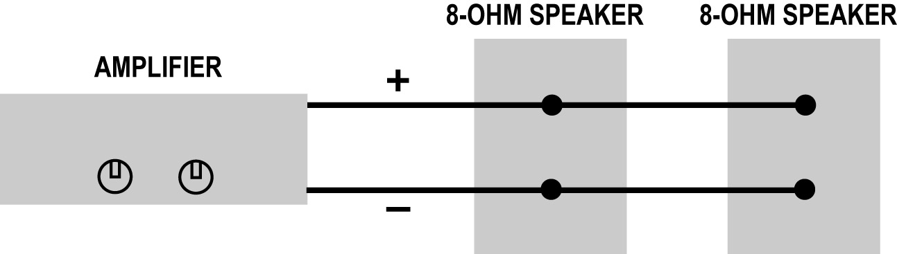 Speaker Ohm Matching To Amp : Matching speaker loads crown audio professional power