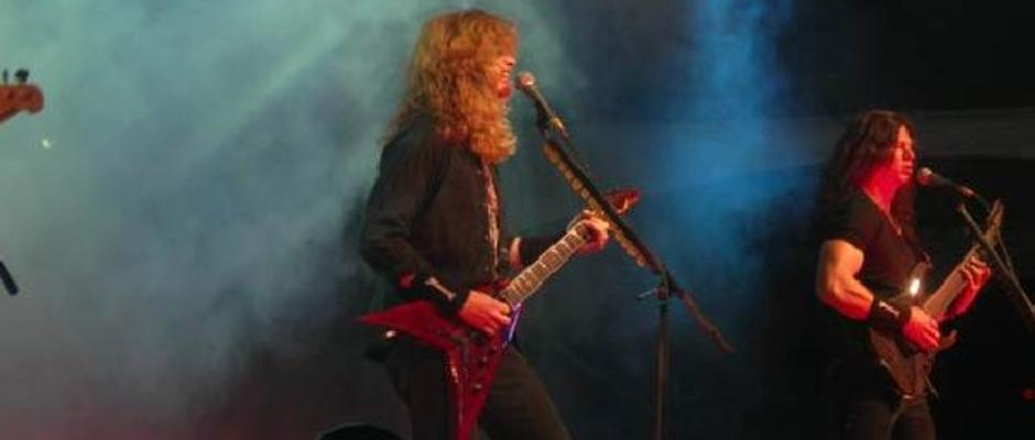 Dave mustaine feature