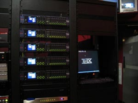 dbx® Professional Products DriveRack® 4800 and 4820 System Processors Receive THX® Certification for Cinema Sound Applications