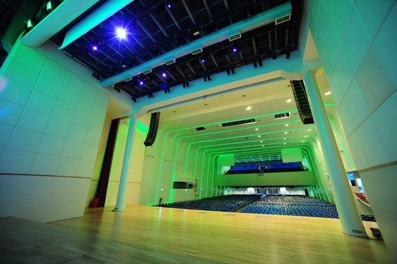 Mahajak Equips New Zhulian Auditorium With dbx ZonePRO