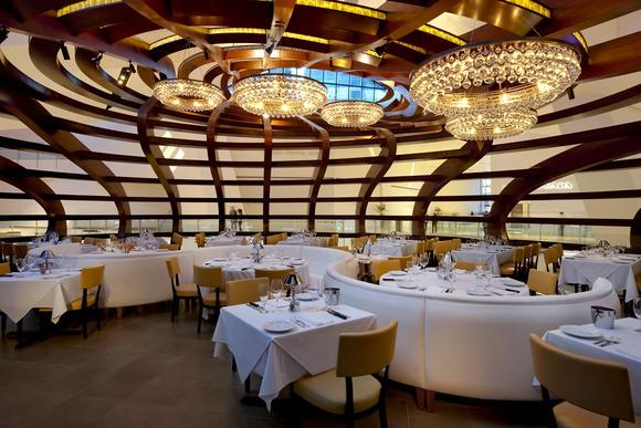 dbx Components Provide Appetizing Sound for Mastro's Ocean Club Restaurant In Las Vegas