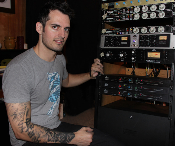 Top Nashville Producer/Engineer Robert Venable's Drum Sound Secret Weapons: dbx's 160x Compressor and 386 Preamp
