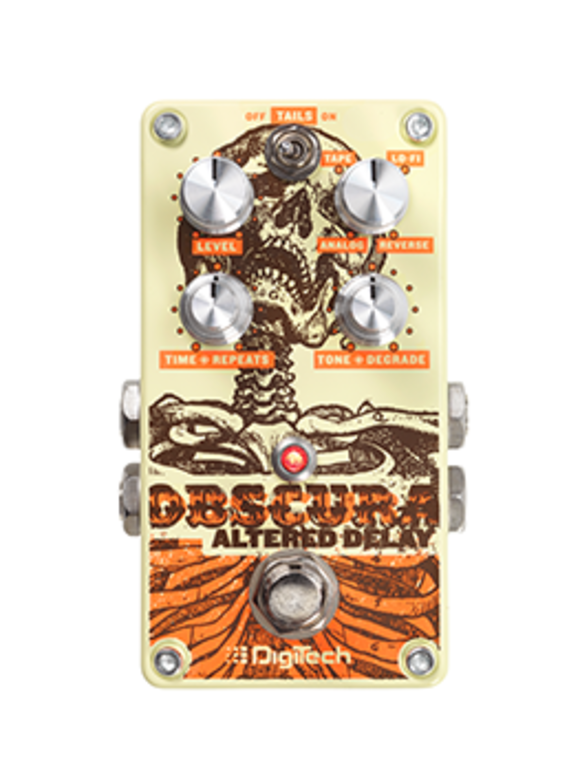 Altered Sonic States: DigiTech Debuts Obscura Altered Delay
