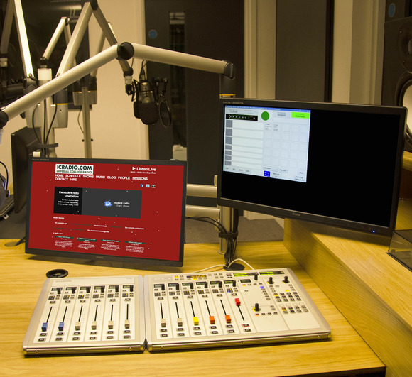 HHB Communications Upgrades Radio Station at Imperial College Union with HARMAN's Studer OnAir 1500 Console