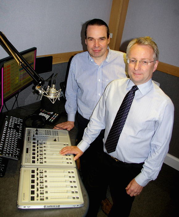 BFBS Upgrades with Multiple HARMAN Studer OnAir 1500 Production Consoles