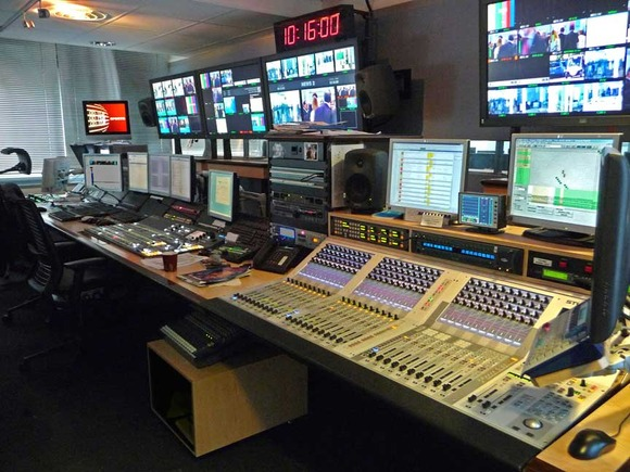 France 24 Gets Round-the-Clock Workflow with Five HARMAN Studer Vista 5 Digital Consoles