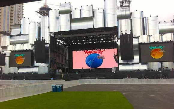 Gabisom and Rock in Rio USA Start Off on the Right Note with HARMAN's JBL VTX Line Arrays and Crown I-Tech HD Amplifiers