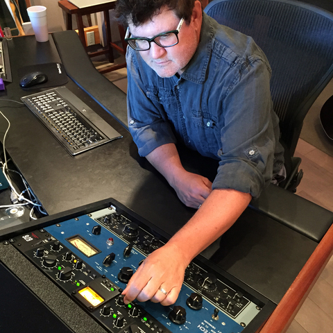 Songwriter/Producer Extraordinaire Monty Powell Adds HARMAN's dbx 676 Tube Preamp Channel Strip Workhorse To His Stable