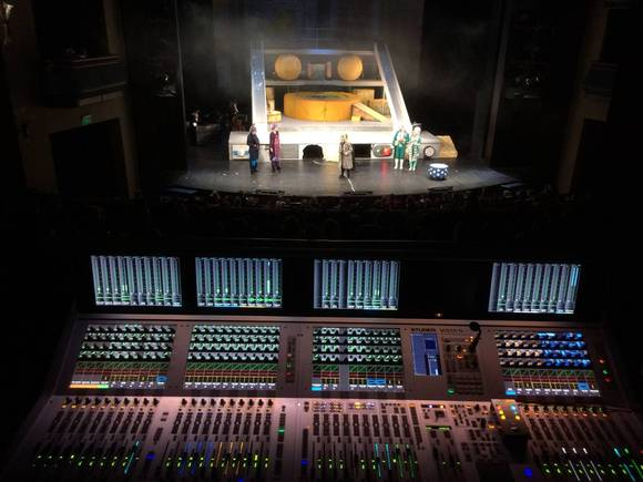 Prestigious Hungary National Theatre Continues to Rely on Studer by HARMAN for Inspired Live Performances