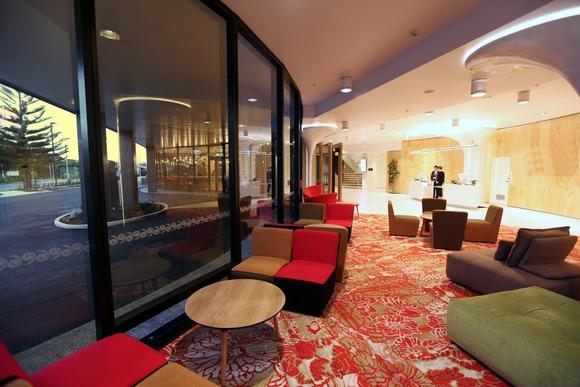 HARMAN 专业音视系统为新西兰高端酒店提供顶级音质