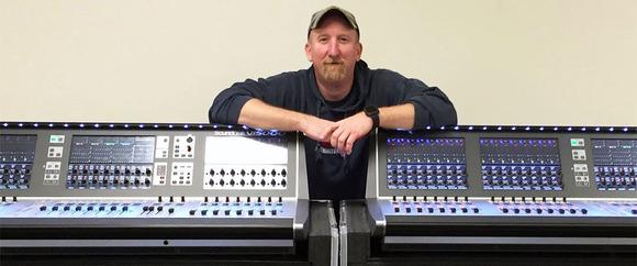制作公司延续 40 年的传统,加码采购哈曼 Soundcraft 升级版的调音台