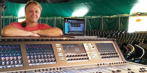 Josh Turner Goes Country-Wide with Soundcraft Vi3000 Digital Console and Realtime Rack