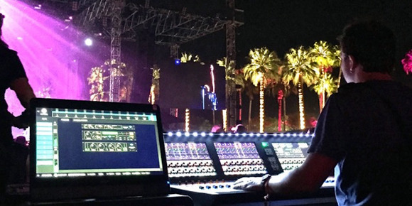Aaron Glas Enjoys Run of Success with Fitz and the Tantrums Using Soundcraft Vi3000 Digital Console and Realtime Rack