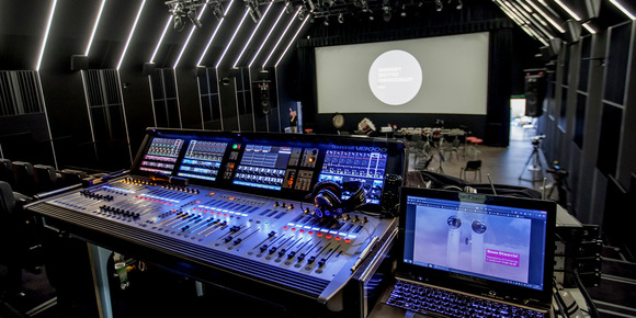 ESS Audio Networks Polish Audiovisual Archive (NInA) with HARMAN Professional