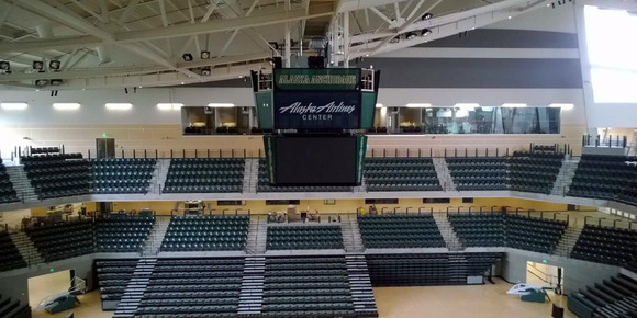 HARMAN Professional Audio Installation Takes Off At Alaska Airlines Center Sports Complex