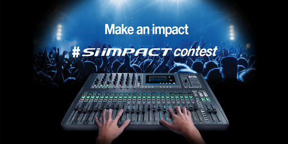 Soundcraft Invites Audio Enthusiasts to Share Their Stories for a Chance to Win an Si Impact Digital Mixing Console