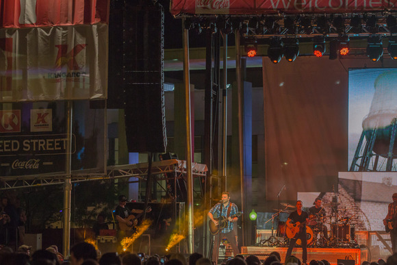 JBL by HARMAN's VTX Series Helps Power Performances By Top Country Artists at Circle K and Kangaroo Speed Street Presented by Coca-Cola
