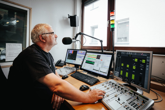 Studer By HARMAN Helps Germany's Radio Darmstadt Upgrade and Future-Proof Its Audio Production Infrastructure