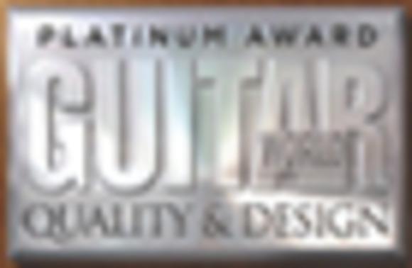 DigiTech® TimeBender™ Pedal Earns Guitar World Magazine's Platinum Award for Quality & Design