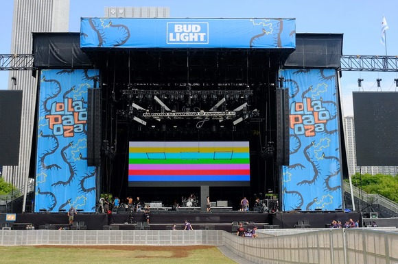 JBL by HARMAN VTX Series Returns to Lollapalooza