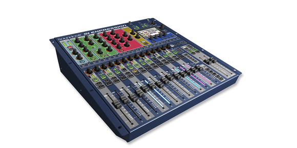 Re:church Breaks Conventional Boundaries with Soundcraft Si Expression 1 Console