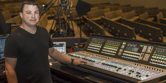 Highlands Church Breaks Audio Barriers With Soundcraft Vi3000 Digital Console