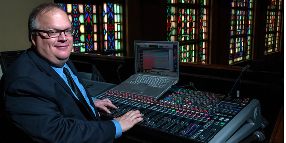 South Main Baptist Church Transitions to Digital with Si Performer 3 Consoles