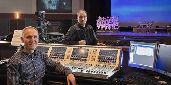 First Alliance Church Takes Massive Leap Forward with Soundcraft Vi6 Console