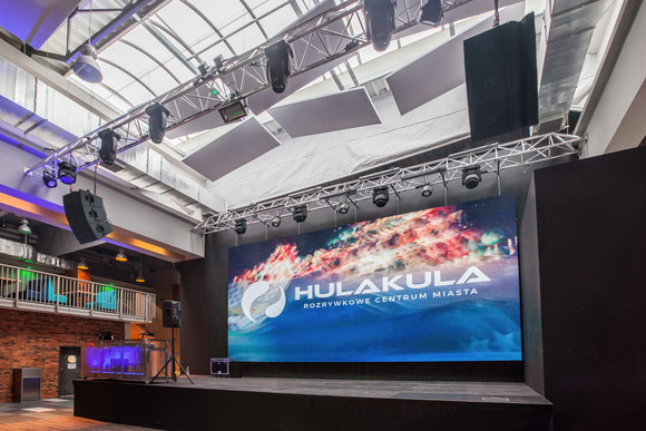 Hulakula Multi-Entertainment Centre Networked By HARMAN