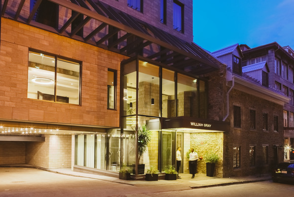 HARMAN Professional Solutions Delivers a Seamless Audio Experience at Montreal's Hotel William Gray