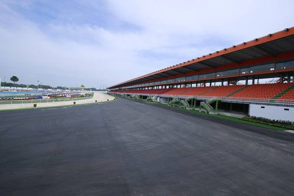 New Dai Nam Racecourse Powered by HARMAN Professional Solutions