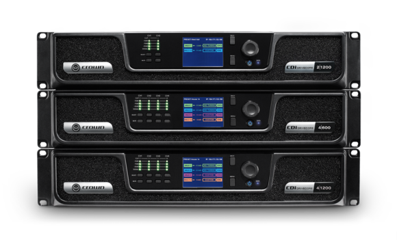 HARMAN Professional Solutions Introduces  Crown CDi DriveCore™ Series Amplifiers