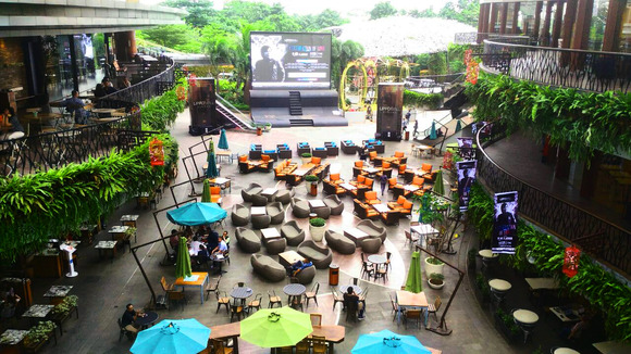 Lippo Mall Enhances Outdoor Entertainment Experience with Harman Professional Solutions
