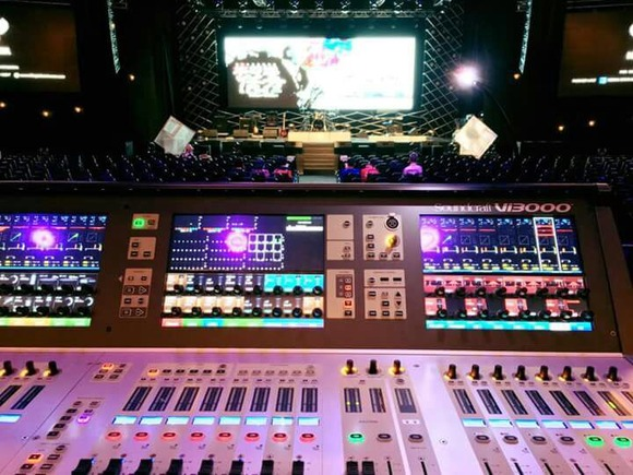 HARMAN Professional Solutions Sound System Featured At Mega Star Arena in Kuala Lumpur
