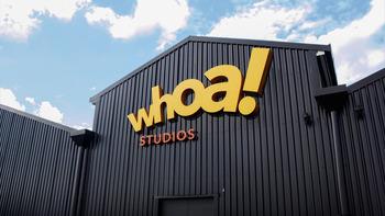 Whoa entrance building medium