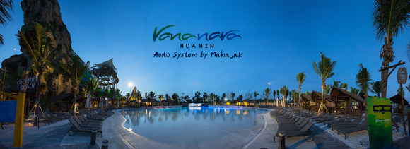 HARMAN Professional Solutions Helps Vana Nava Jungle Water Park Deliver an Unforgettable Customer Experience