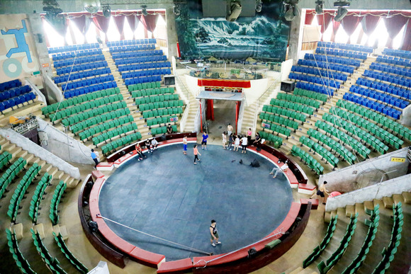 HARMAN Professional Solutions Helps Vietnam's Central Circus Theatre Continue a Tradition of Excellence