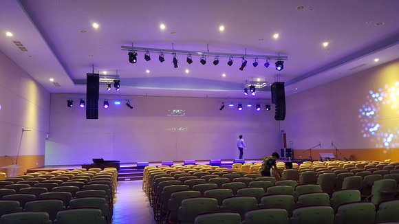 HARMAN Professional Solutions Brings Exceptional Vocal Clarity and Intelligibility to Open Union Church