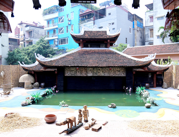 HARMAN Professional Solutions Brings Performances to Life at the Vietnam National Puppetry Theatre