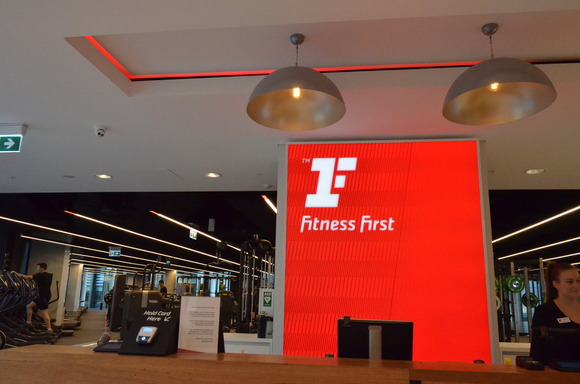 HARMAN Professional Solutions Brings Luxury Sound to Fitness First Barangaroo