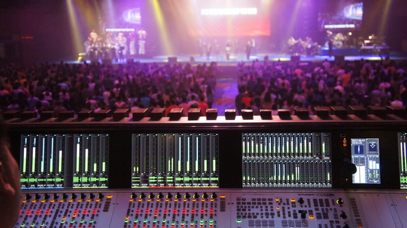 HARMAN Professional Solutions Delivers Unparalleled Mixing Power at Graha Bethany Nginden